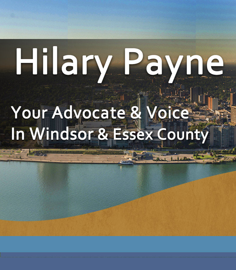 Economic development windsor